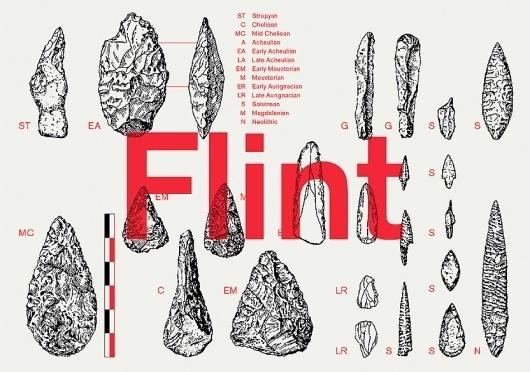 Flint | Bibliothèque Design #identity #design #graphic #branding