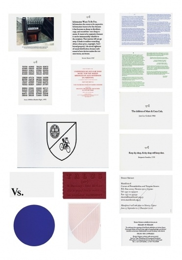 Forms of Inquiry #print #design #graphic