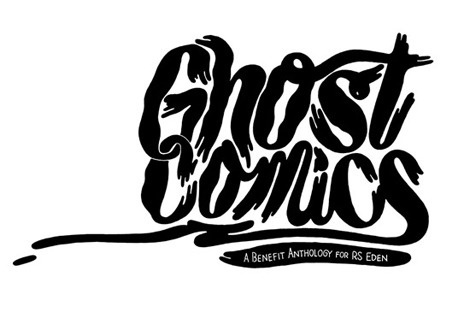 grain edit · Micah Lidberg #ghost #comics