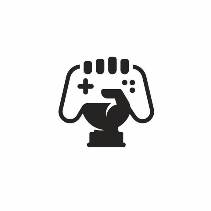Gaming logo design by @skiraila
