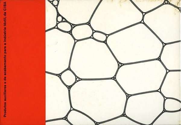 {BLACK. WHITE. YELLOW.}: Vintage Book Cover #cover #pattern #book