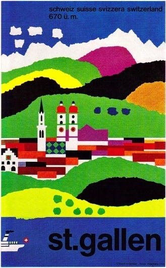 All sizes | Robert Geisser Illustration | Flickr - Photo Sharing! #colourful #cityscape #landscape #illustration #buildings