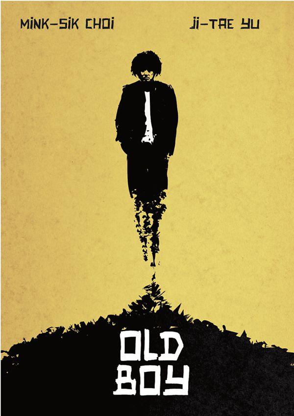 Old boy movie poster