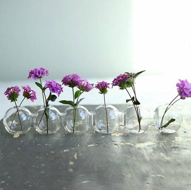 Caterpillar Bud Vase #tech #flow #gadget #gift #ideas #cool