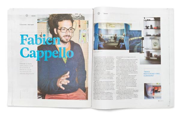 Folio. #branding #print #newspaper #direction #art #magazine