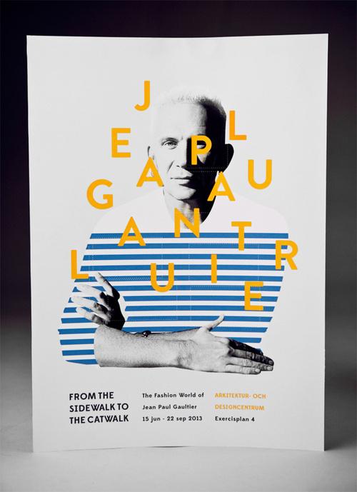 Jean Paul Gaultier Poster