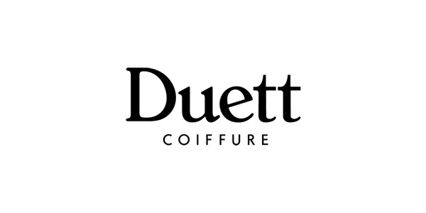 Coiffure Duett designed by Bureau Collective #serif #transitional