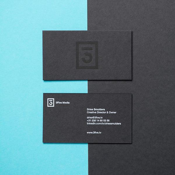 3Five Media   STATIONERY OVERDOSE #visual #identity #branding #stationery