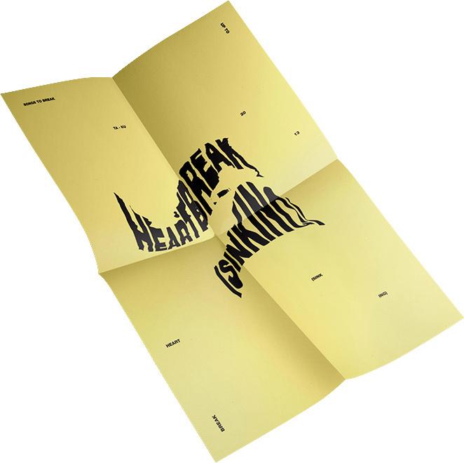 Ode to Ta-ku [Ficciones Typografika 757-759] on Behance