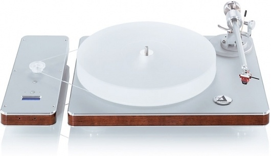 Clearaudio Ambient Platines vinyle hi-fi sur Son-Video.com #turntable #glass #wood #vinyl #audio