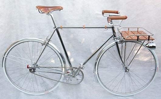 detail Porteur #bike
