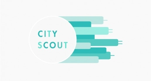 Pitch Design Union » Blog Archive » The City Scout #logo #identity