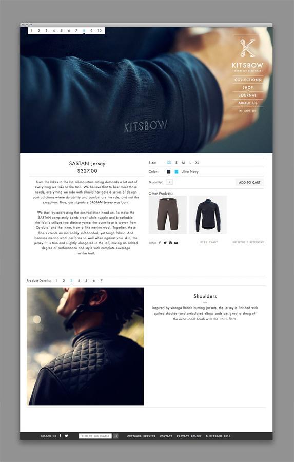 Bike #webdesign