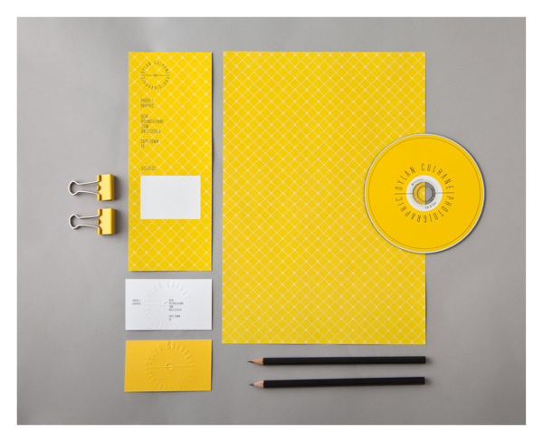 Identity & Collateral on Behance #letterhead #branding #stationery