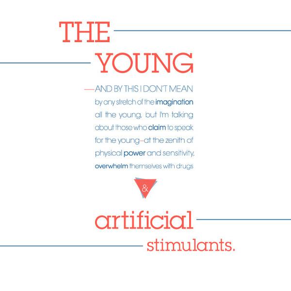 Lubalin Graph, Avant Garde #typography