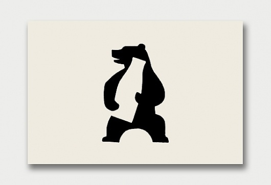 Animal Logo Menagerie – Part 2 / Aqua-Velvet #icon #gerhard #milk #logo #bear #marx