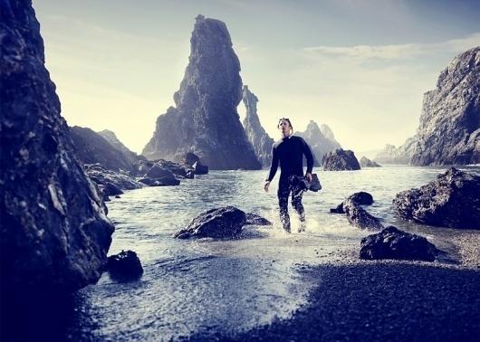 The Diver #photography #diver #landscape