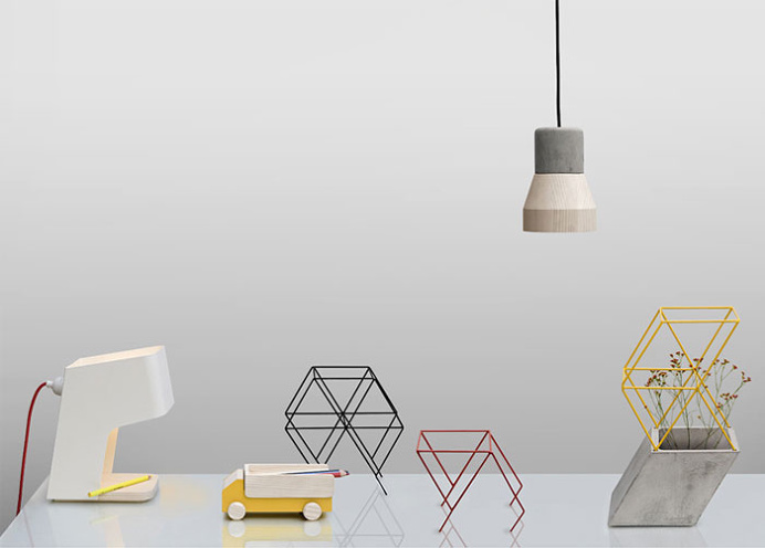 Decorative Concrete Design for Modern Interiors - #design, #productdesign, #industrialdesign, #objects, #concrete