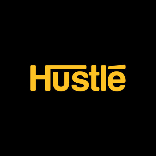 Hustle #brand #parody #logo