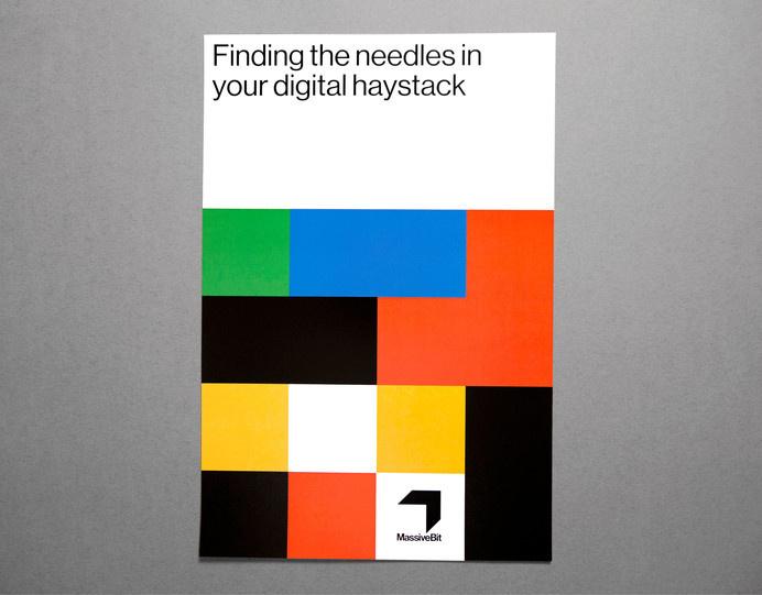 Massive Bit - Promotion project image #print #poster