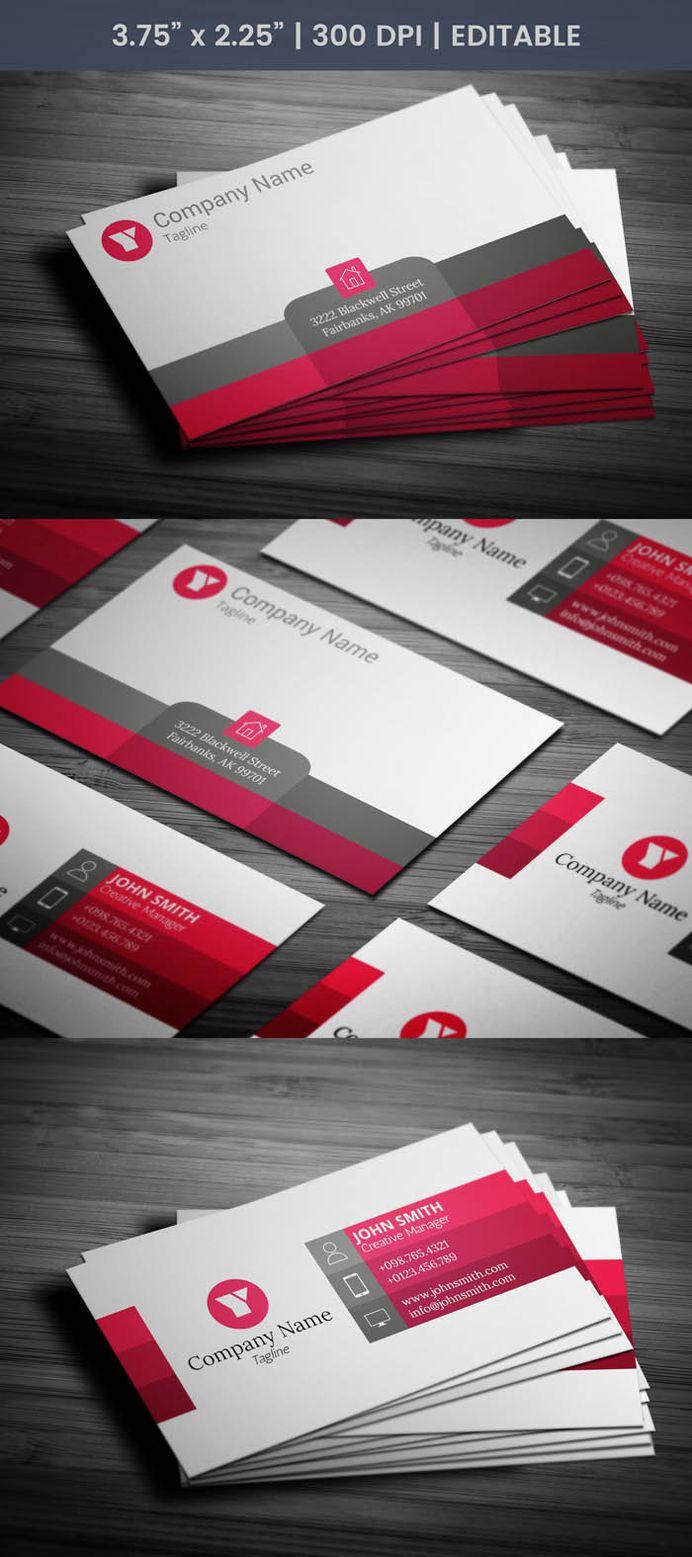 Free Freelance Designer Business Card Template