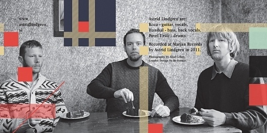 Astrid Lindgren - Taste Me / CD Package #music #albums #cd #covers