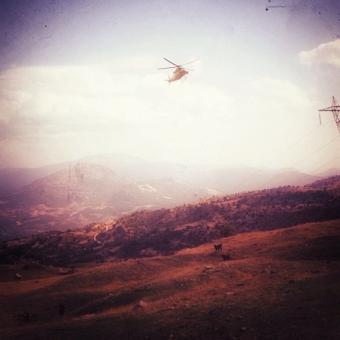 Wall-B World Wild • Mobile shots from Turkey #sky #egirdir #turkey #walby #istanbul #iphone #helicopter #david #wall-b