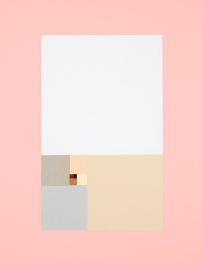 Golden Rectangle by Carl Kleiner
