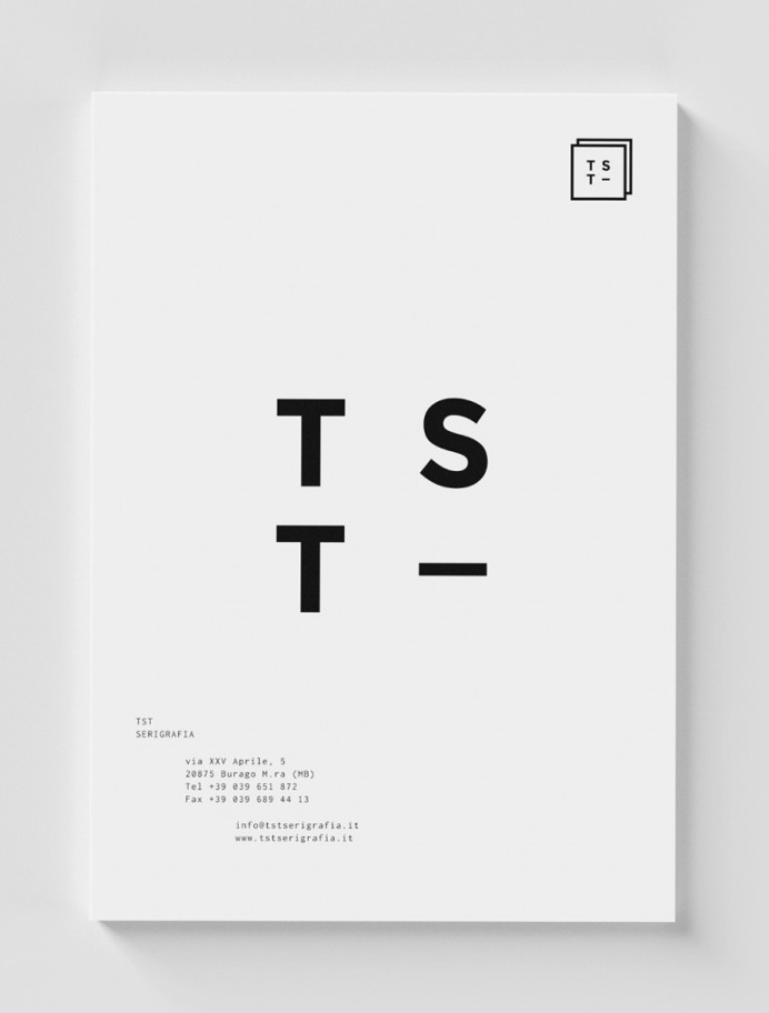 Visual identity for TST