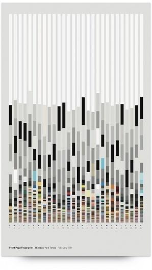 UW Design Show 2011 | Derek Chan #infographic