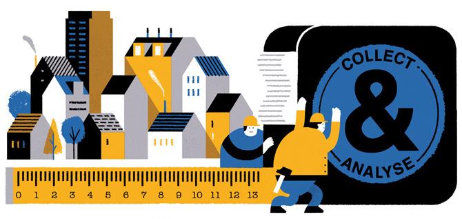 Heijmans - Hedof #illustration