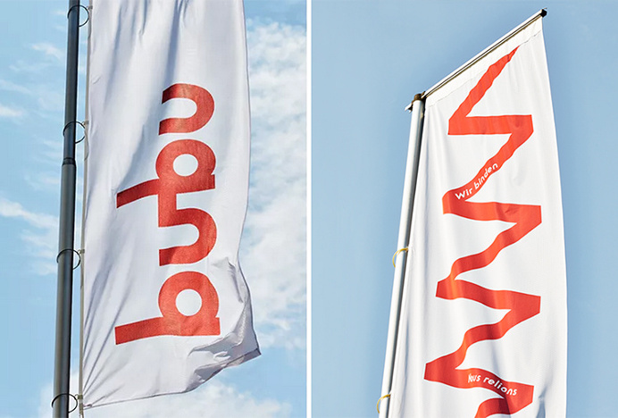 Bubu by BOB Design #flag