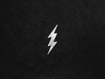 Dribbble - Thunder. by Jorge Martinez #icon #thunder #symbol