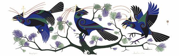 Thomas Stream #birds