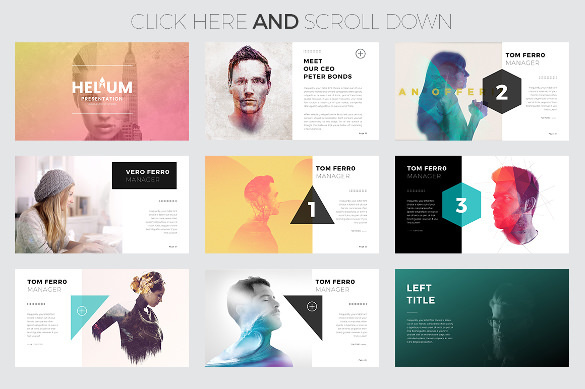 Best Free Powerpoint Presentation Creative Design Images On