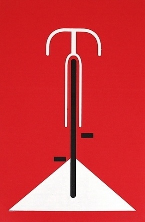 Bicycle by Eleanor Grosch (SOLD OUT) #bicycle