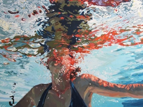 tumblr_lnulvhGXwe1qz6f9yo1_500.png (PNG Image, 500×377 pixels) #surreal #color #water #painting
