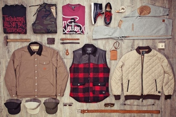 iuter fall winter 2012 collection 01 #fashion #mens #clothing