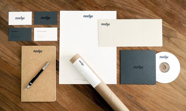 Nudge #nudge #branding