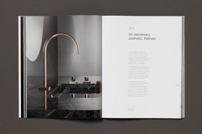 Meiré und Meiré: Dornbracht Bathroom 2014