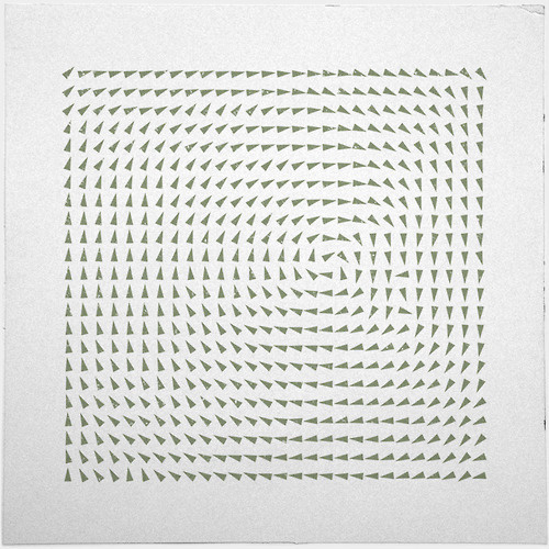 #356 Vortex – A new minimal geometric composition each day