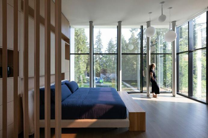 bedroom / Measured Architecture