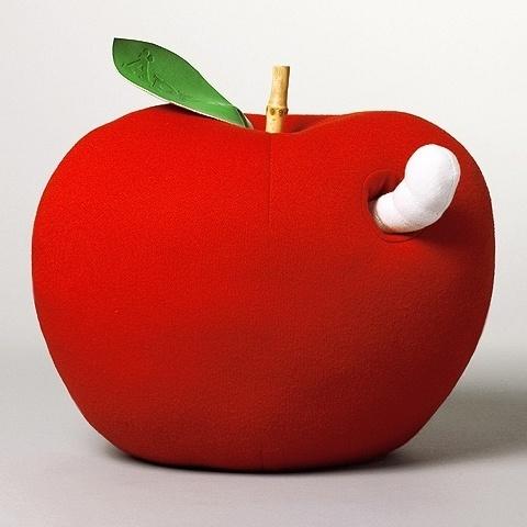 Acne JR   Apple #toys #sweden #design #junior #acne