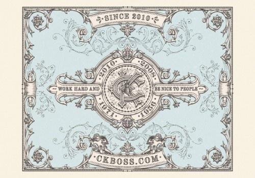 C.K.BOSS 2 #ornate