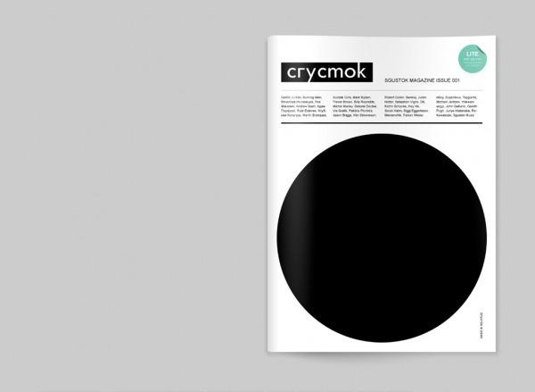 Sgustok Magazine Issue 001 | Art Direction | Sgustok Studio #cover #magazine