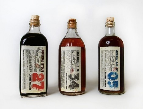 The Melting Pot Brewing Company #packaging #beer #label #bottle