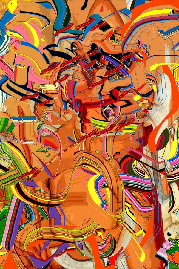 Lanny Quarles | PICDIT #collage #art