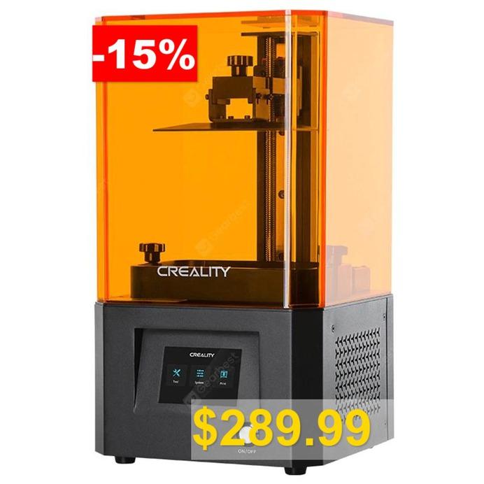 Creality #LD-002R #HD #LCD #Resin #3D #Printer #- #MULTI-A