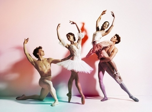 The Australian Ballet 50th Anniversary | 3 DEEP #design #graphic #ballet #direction #photography #art