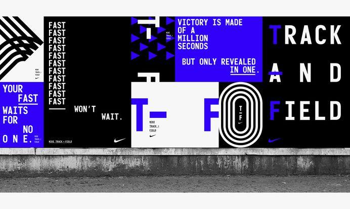 Nike - Track + Field '18 Identity on Behance
